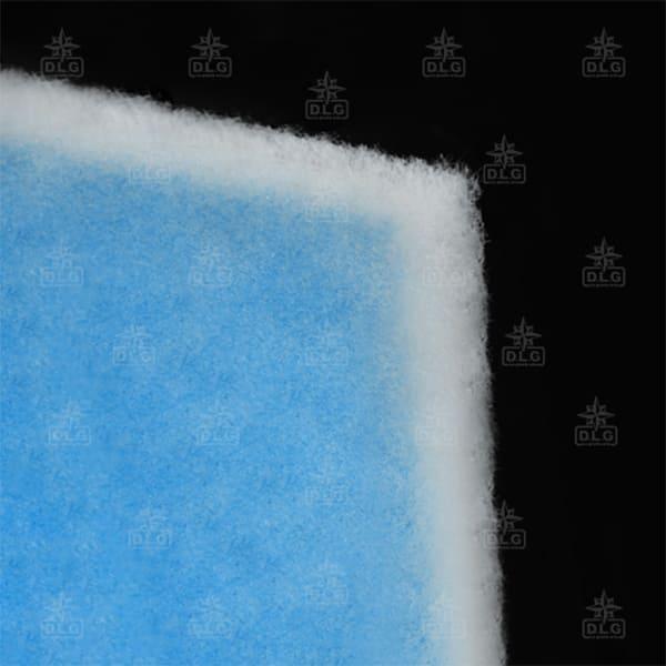 filtro sintetico bianco azzurro 200gr