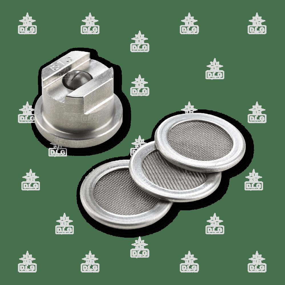 FM3019S FM3018S filtro preugello st inox 15 mm