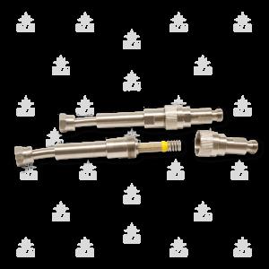 FM63001C portafiltro calcio pistola curvo