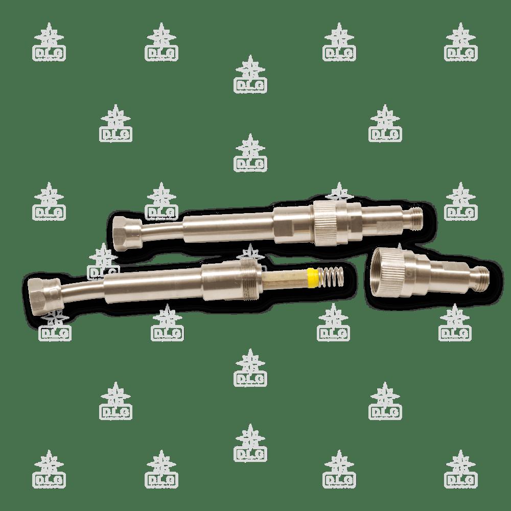 FM63001C portafiltro calcio pistola curvo-min