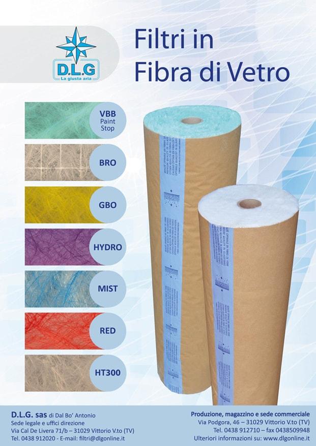 catalogo fibra di vetro