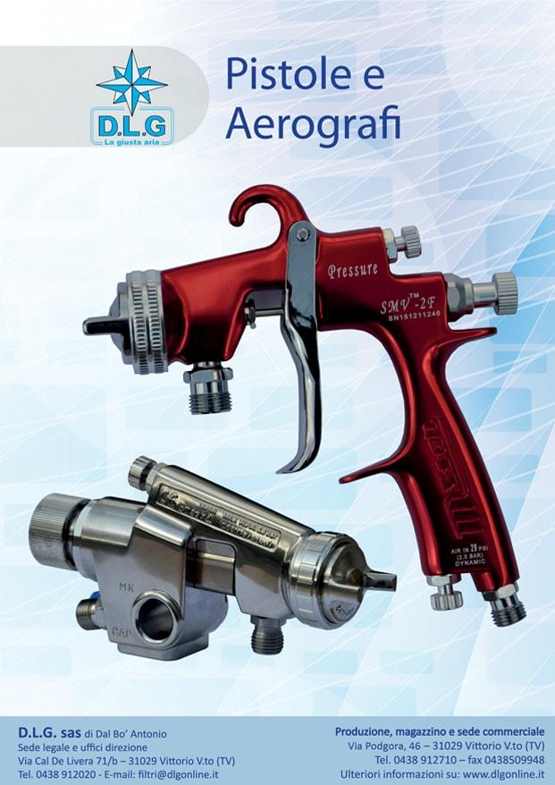 pistole e aerografi