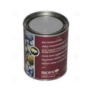 Olio protettivo Biofa 2043