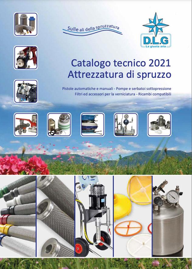 Catalogo Spruzzatura 2021